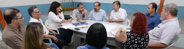 Implantação do curso de agroecologia  é tema de reunião em Rio Claro.