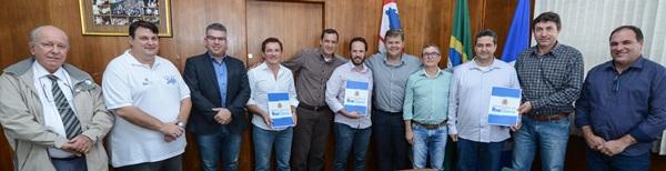 Três empresas assinam Proderc com  investimentos de R$ 166,4 milhões.
