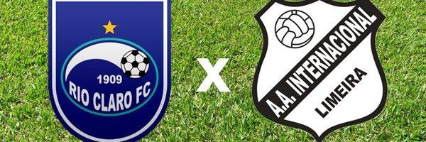 Rio Claro FC perde em casa.
