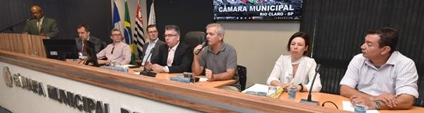 Encontro destaca integração entre os  municípios para o planejamento regional.