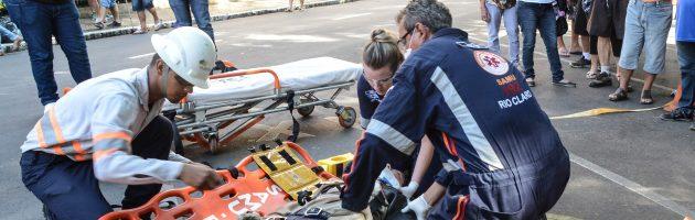 Samu de RC realiza 2ª Semana de  Educação em Atendimento Pré-Hospitalar.