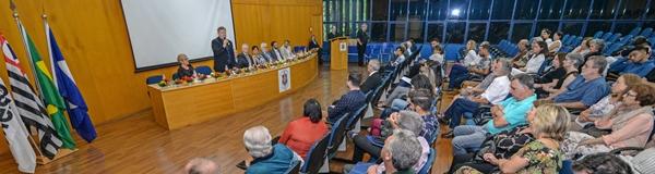 Unesp celebra 60 anos do  ensino superior em Rio Claro.