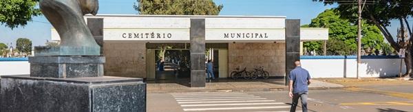 Limpeza de túmulos pode ser feita até  4ª-feira no cemitério São João Batista.