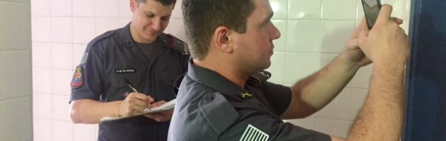Polícia Militar aprova estádios com restrições.
