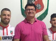 Velo Clube: Novas contratações.