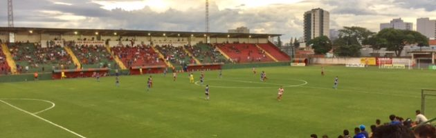 Velo Clube e Rio Claro F.C. vencem na Copinha.