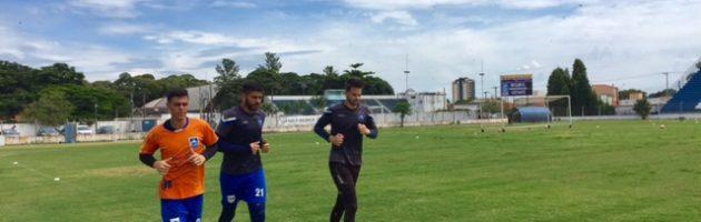 Denner e Vinicius Nigre chegam ao Rio Claro F.C.