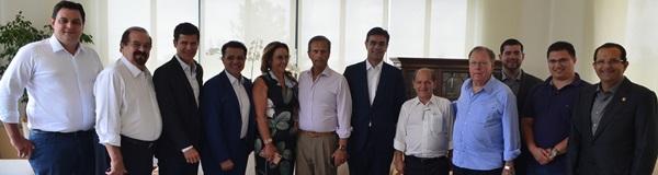 Aldo Demarchi convidado para assumir subsecretaria.