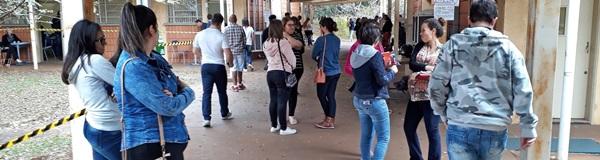 Saúde de Rio Claro realiza concurso  com mais de cinco mil candidatos.