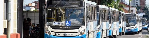 Tarifa de ônibus é reajustada  em R$ 0,10 em Rio Claro.