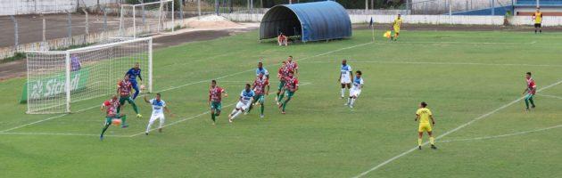 Gol nos acréscimos dá vitória ao Rio Claro sobre a Lusa.