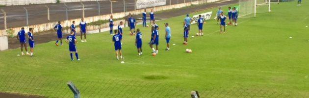 Sub-20 do Rio Claro F.C. vai para Piracicaba.