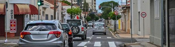 Radares móveis de Rio Claro começam a operar na 4ª feira.