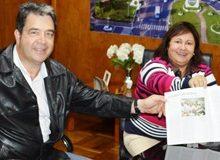 Revista nacional do Rotary  mostra projeto de Rio Claro.