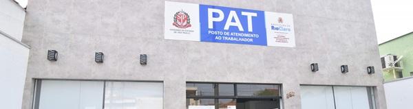 PAT terá mais de 200 vagas para pessoas com deficiência nesta sexta-feira