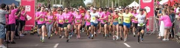 Corrida Rio Claro Rosa alerta para detecção precoce do câncer de mama.