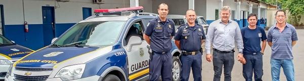 Prefeito Juninho anuncia concurso com 50 vagas para Guarda Municipal