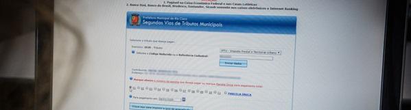 IPTU 2020 está disponível no site da prefeitura de Rio Claro.