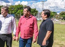 Prefeitura vai investir R$ 806,5 mil em obras e melhorias no Lago Azul.