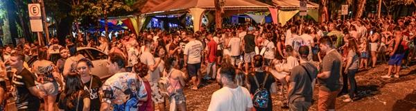 Ruas serão parcialmente interditadas durante Carnaval no Jardim Público de Rio Claro.