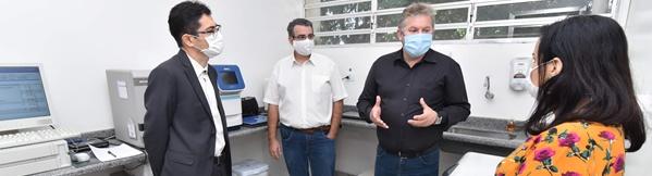 Exames de coronavírus começam a ser feitos no Adolfo Lutz de Rio Claro